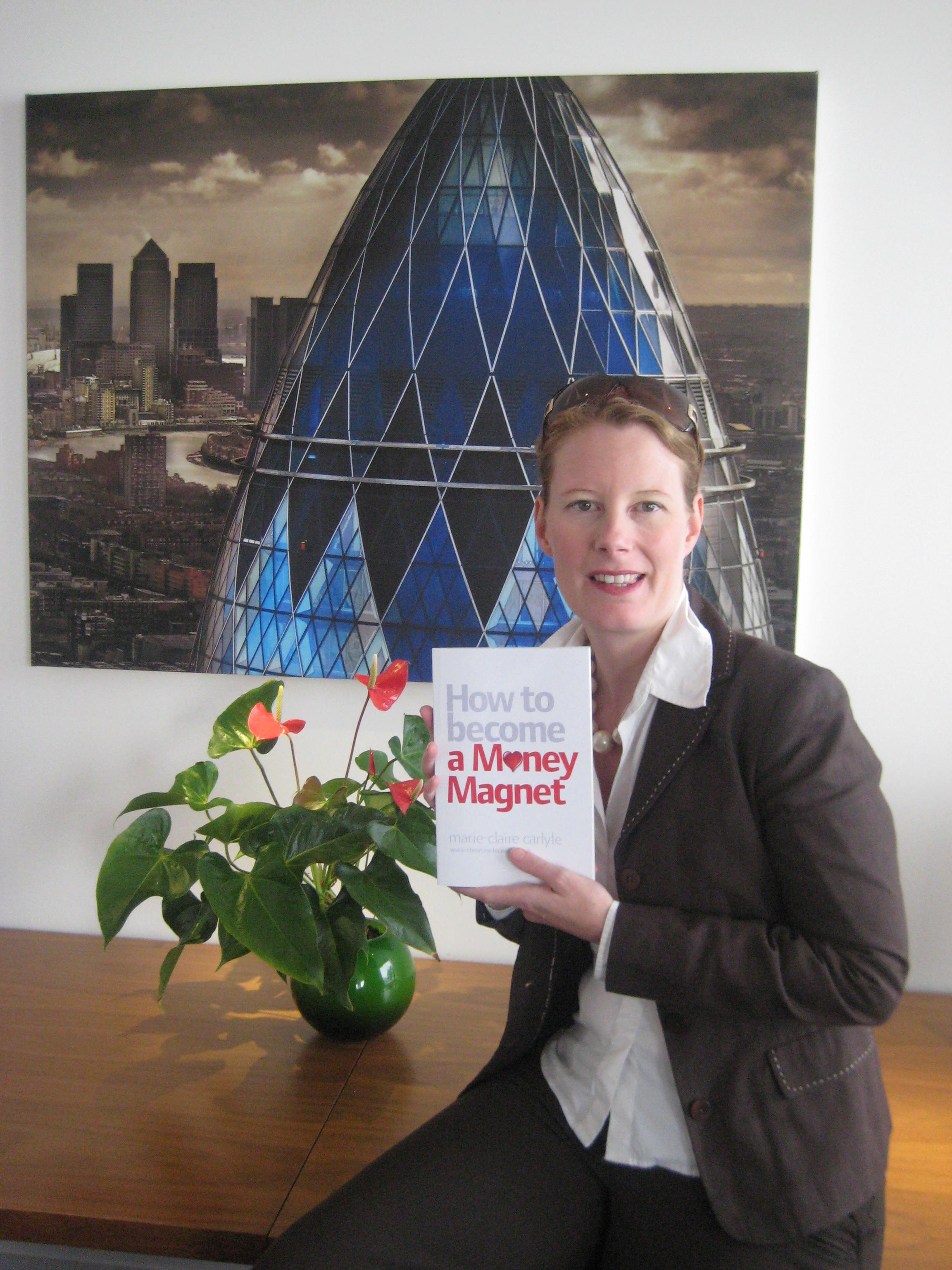 Amanda Steadman how to become a money magnet! - amanda steadman - author