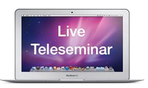live teleseminar