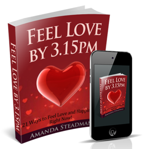 feel love by 3.15pm ebook