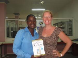Cassida, Library Assistant, Anguilla