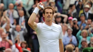 Andy Murray's Persistance Pays Off!