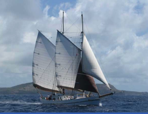 Passat Schooner in Full Glory